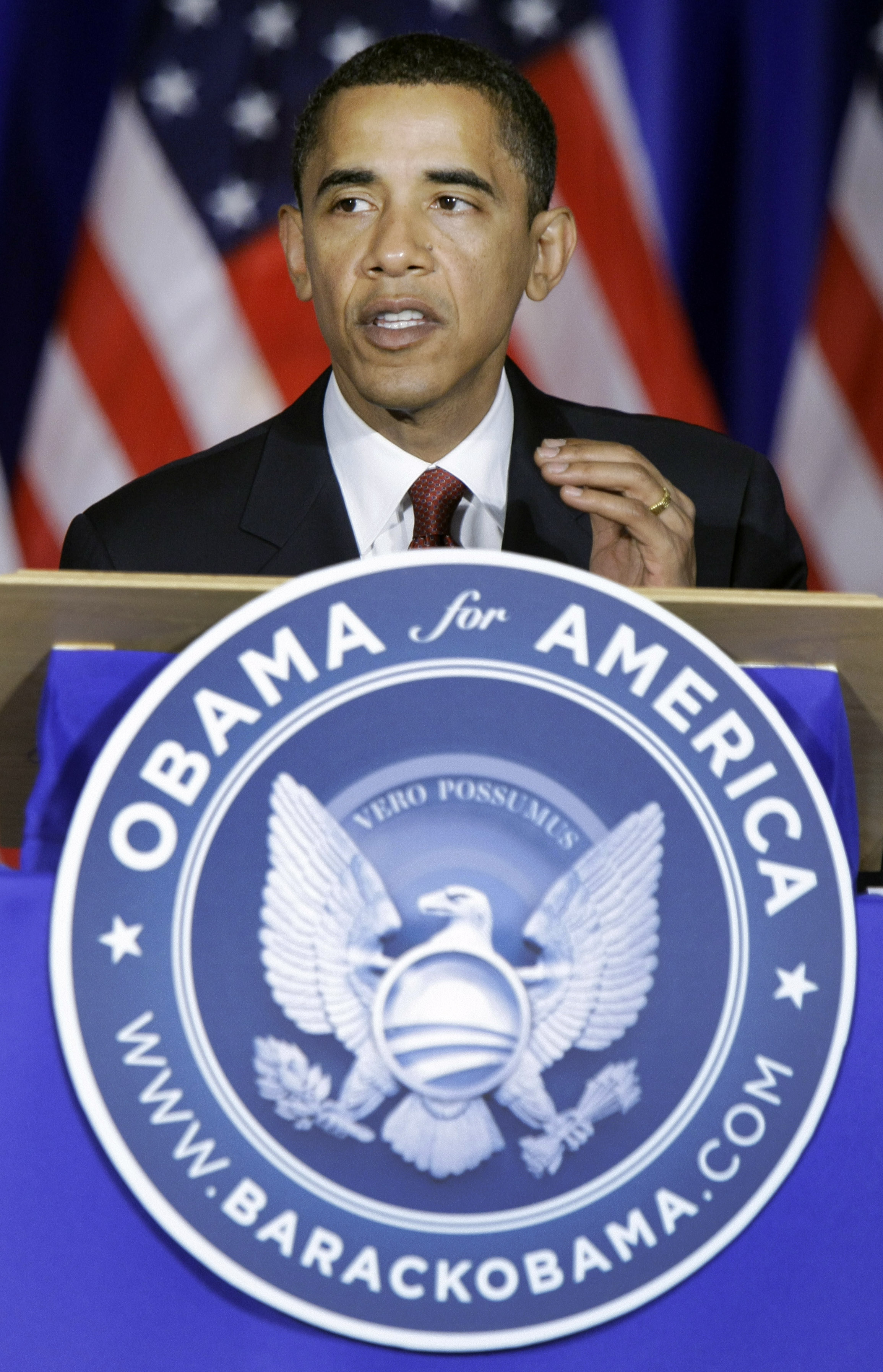 Obama Ground Zero June 14 Obama Seal