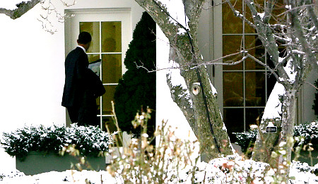 When ObamaGod closes a door he opens a window...doh