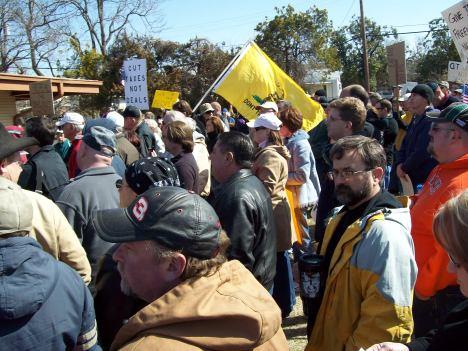 Tulsa Tea Party 2-27-09