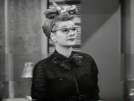 """Classic """"I Love Lucy"""" episode with William Holden"""