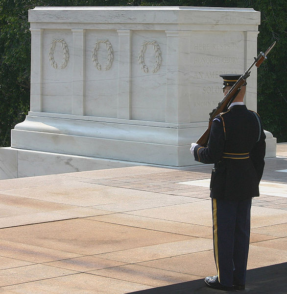 tomb of the unknown soldier - photo #36
